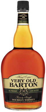 Barton Distilling Company Very Old Barton 86 Bourbon