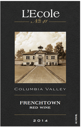 L'Ecole No 41 Columbia Valley Frenchtown Red 2014