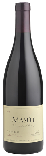 Masut Estate Vineyard Pinot Noir 2014