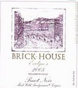 Brick House Evelyn's Pinot Noir 2014