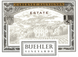 Buehler Vineyards Estate Cabernet Sauvignon 2014