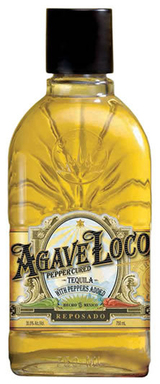 Agave Loco Pepper Cured Reposado