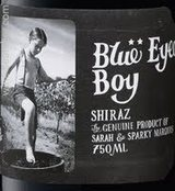 Mollydooker Blue Eyed Boy Shiraz 2015
