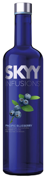 Skyy Infusions Pacific Blueberry Vodka