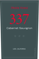 Noble Vines 337 Cabernet Sauvignon 2013