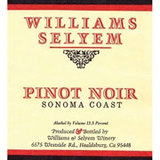 Williams Selyem Sonoma Coast Pinot Noir 2013