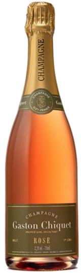 Gaston Chiquet Brut Rosé NV