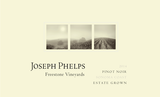 Joseph Phelps Freestone Vineyards Pinot Noir 2014