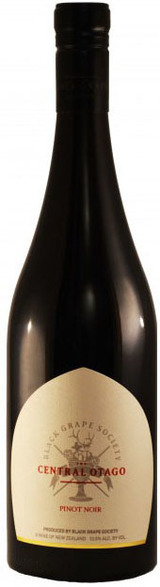 Black Grape Society Pinot Noir 2011