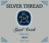 Silver Thread Good Earth White 2015