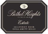 Bethel Heights Estate Grown Pinot Noir 2013