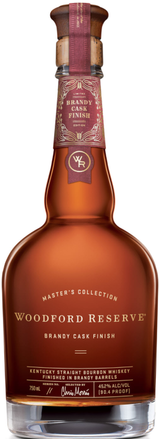 Woodford Reserve Master's Collection Brandy Cask Finish Bourbon Whiskey