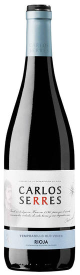 Carlos Serres Old Vines Tempranillo 2014