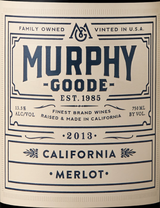 Murphy Goode California Merlot 2013