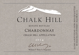 Chalk Hill Estate Bottled Chardonnay 2014