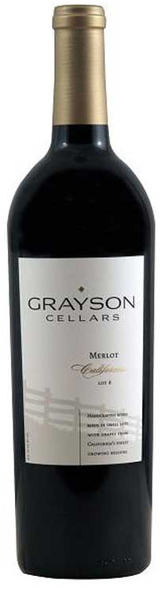 Grayson Cellars Lot 6 Merlot 2015