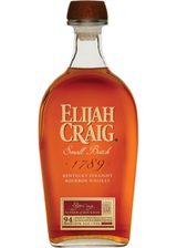 Elijah Craig Small Batch Kentucky Bourbon Whiskey 750ml