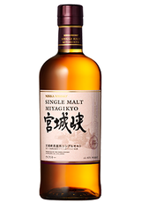Nikka Miyagikyo Single Malt Whisky
