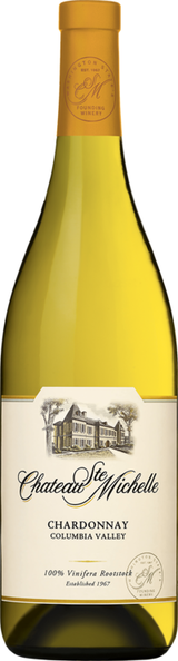 Chateau Ste. Michelle Columbia Valley Chardonnay 2015
