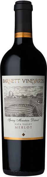Barnett Vineyards Merlot 2014