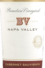 Beaulieu Vineyard Napa Valley Cabernet Sauvignon 2014