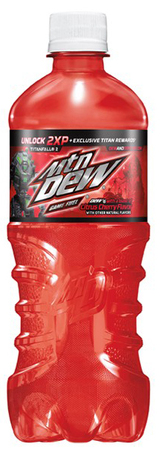 Mountain Dew Citrus Cherry