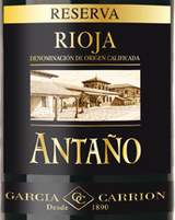 Garcia Carrion Antaño Reserva 2011