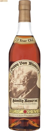 Old Rip Van Winkle Distillery Pappy Van Winkle's Family Reserve Bourbon 23 year old