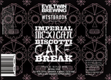 Westbrook Brewing Co. & Evil Twin Brewing Imperial Mexican Biscotti Cake Break
