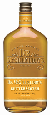 Dr. McGillicuddy's Butterscotch Schnapps