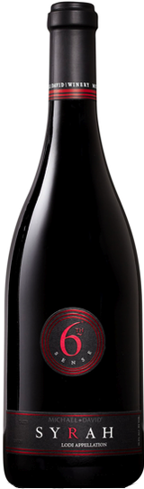 Michael David 6th Sense Syrah 2014