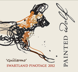 Painted Wolf Guillermo Pinotage 2012