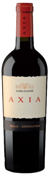 Alpha Estate Axia Red 2013