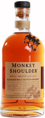Monkey Shoulder Batch 27 Blended Malt Scotch Whiskey