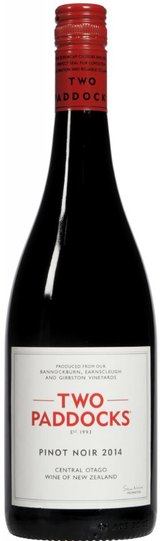 Two Paddocks Pinot Noir 2014