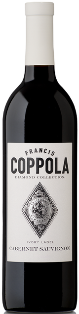 Francis Ford Coppola Diamond Series Ivory Label Cabernet Sauvignon 2015