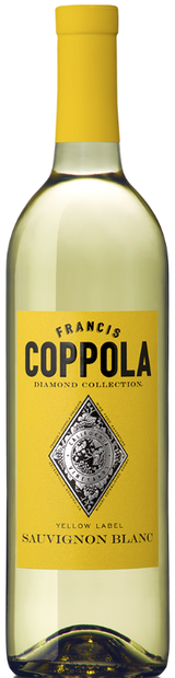Francis Ford Coppola Diamond Series Yellow Label Sauvignon Blanc 2015