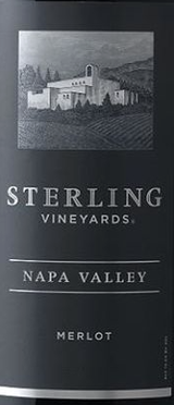 Sterling Napa Valley Merlot 2012