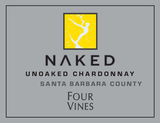 Four Vines Naked Chardonnay 2015