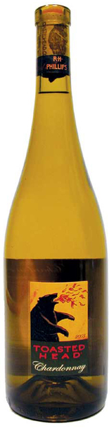Toasted Head Chardonnay 2015