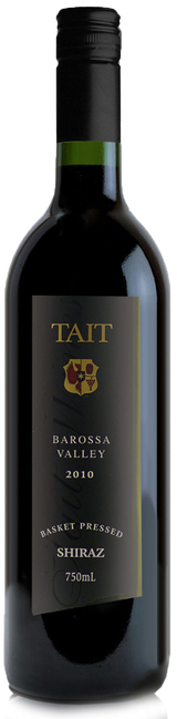 Tait Basket Pressed Shiraz 2010