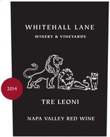 Whitehall Lane Tre Leoni Red 2014