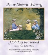 Four Sisters Winery Holiday Seasoned