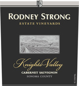Rodney Strong Knights Valley Cabernet Sauvignon 2014