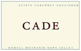 Cade Howell Mountain Estate Cabernet Sauvignon 2012