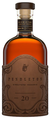 Pendleton Directors' Reserve Blended Canadian Whisky 20 year old