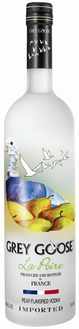 Grey Goose Vodka La Poire