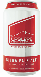 Upslope Brewing Company Citra Pale Ale