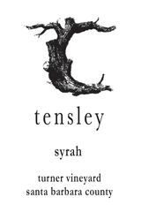 Tensley  Turner Vineyard Syrah 2014