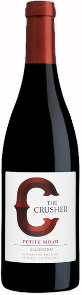 The Crusher Petite Sirah 2014